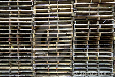 Wood Pallets Background 2