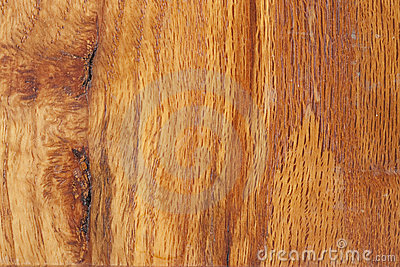Wood Panel Surface Close Up