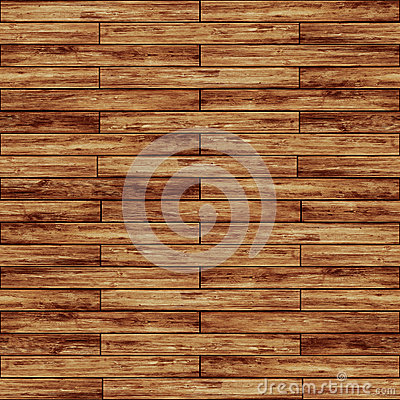 Wood parquet tiled