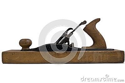 Wood plane tool
