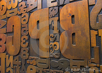 Wood Printing Blocks 1