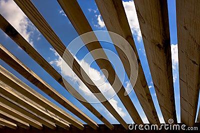 Wood Roof 02