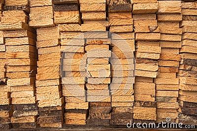 Wood Slats Cuts