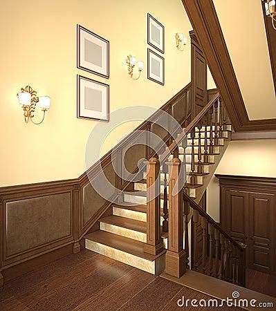 Maintenance handyman carpentry ramps porch wood railings - Peinture mur escalier ...