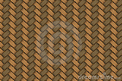 Wood twines weave texture