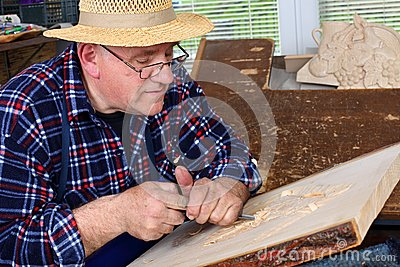 Woodcarver