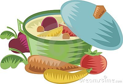 pics for gt stew pot clipart