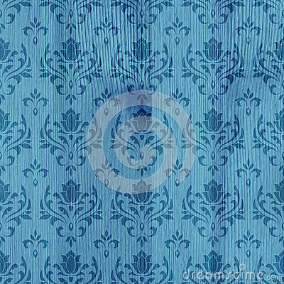 Wooden background with pattern
