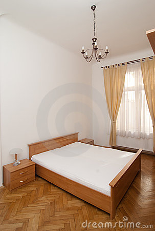 Free Wooden Bedroom Stock Images - 21816474