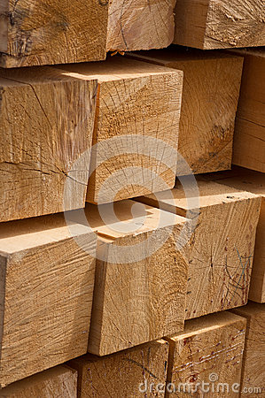 The wooden blocks texture