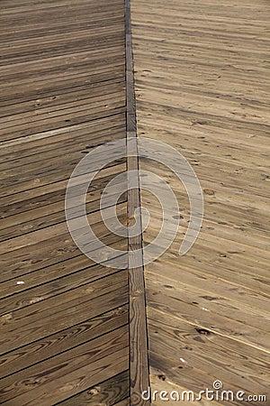 Wooden Boarkwalk