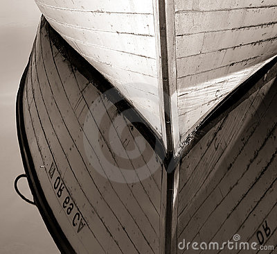 Free Wooden Boat, Columbia River Royalty Free Stock Photography - 556197