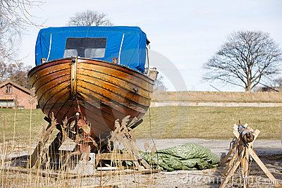 Wooden Boat Repair