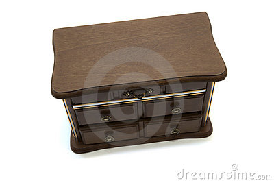 Wooden Casket Royalty Free Stock Images - Image: 23249889