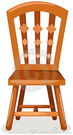 Free Wooden Chair Royalty Free Stock Image - 16550126