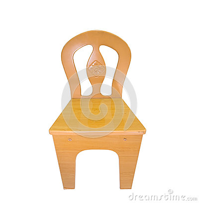 Wooden Chair IV