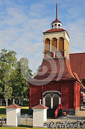Wooden church,