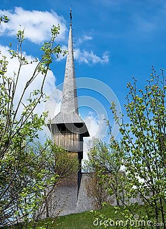 Wooden church in Maramures