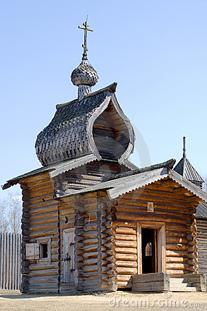 Free Wooden Church Of 17th Century Stock Images - 2417954