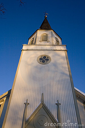 Free Wooden Church Tower Stock Images - 11747814