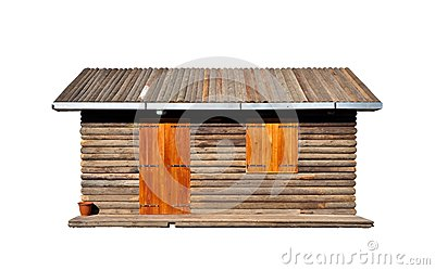 Wooden cottage 0027