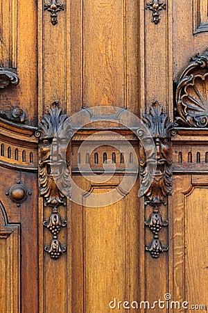 Wooden craftsmanship