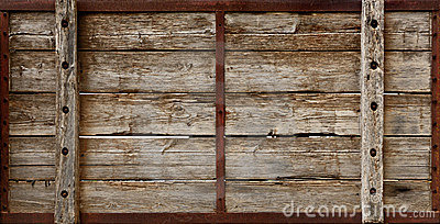 Wooden Crate Boards Texture