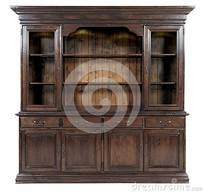 Free Wooden Cupboard Stock Photo - 30329290