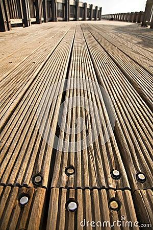 Deck Path