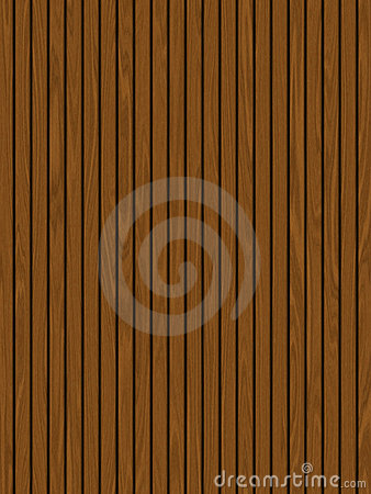 Wooden decking / panels