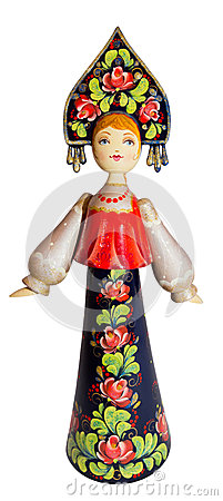 Free Wooden Doll Royalty Free Stock Images - 35948609