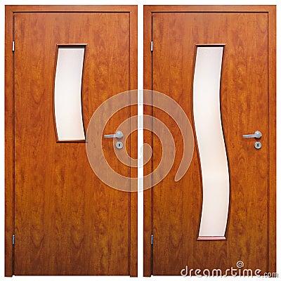 Wooden door 04