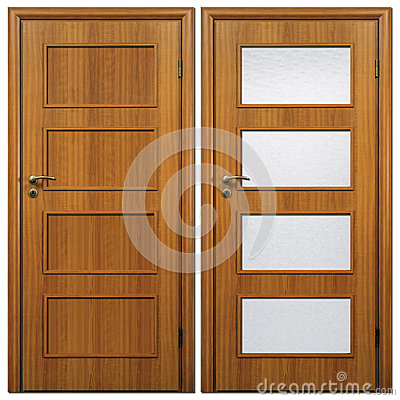Free Wooden Door 05 Royalty Free Stock Images - 27313929