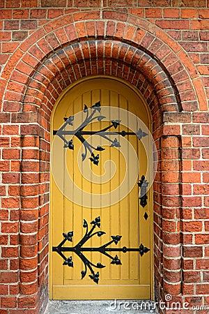 Free Wooden Door Stock Photos - 33759483