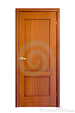 Free Wooden Door 5 Royalty Free Stock Images - 2429929
