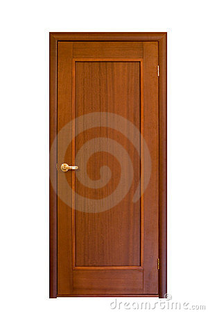 Wooden door #7