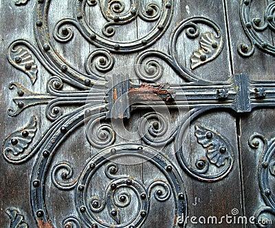 Wooden Door details