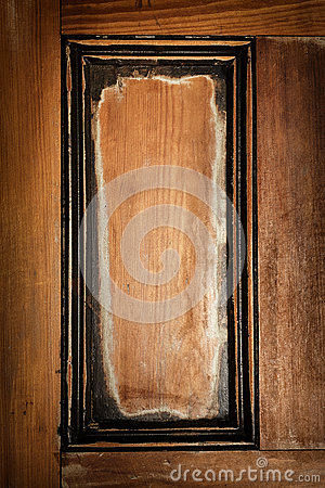 Free Wooden Door Panel Background Royalty Free Stock Photo - 30331015