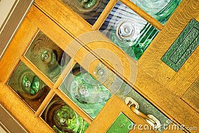 Wooden Doors / Glass Panes