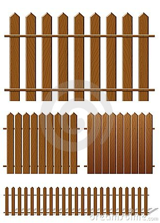 Free Wooden Fence Royalty Free Stock Photo - 15671825