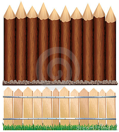 Free Wooden Fence Royalty Free Stock Photo - 16171585