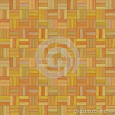 Wooden Floor Seamless Pattern