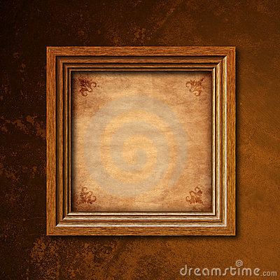 Free Wooden Frame Royalty Free Stock Photos - 7669548