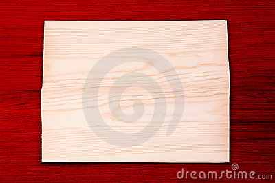 Wooden frame background