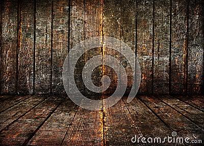 Wooden grunge