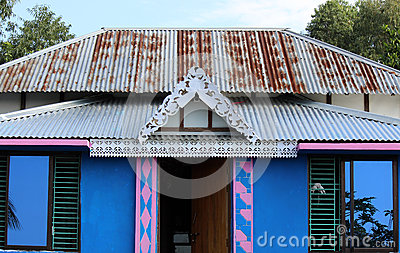 Wooden house in bangladesh stock photo image 61273771 for Bangladeshi home design picture