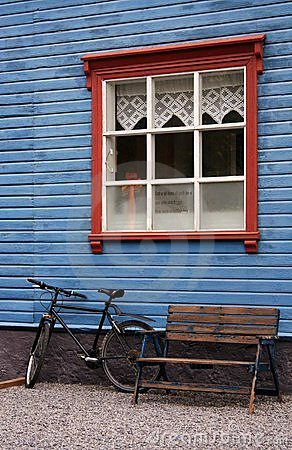 Wooden House in Iceland