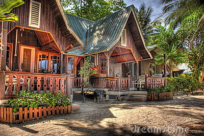 Wooden House Resort