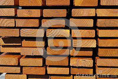 Wooden Laths