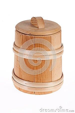 Free Wooden Mug Stock Photos - 12437493